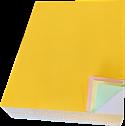 "1,000 Sheets Blank Carbonless Paper-Regular-8.5""x11""-5-part-Forward"
