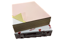 "1,000 Sheets Blank Carbonless Paper-Regular-8.5""x11""-3-part-Reverse"