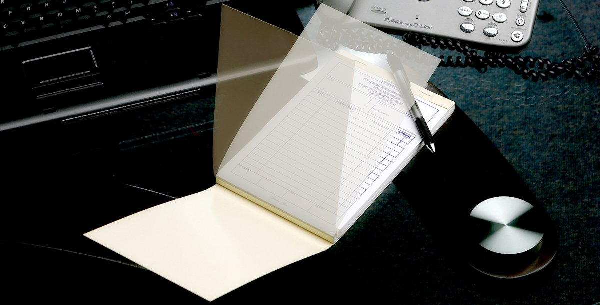 Carbonless Receipt Book | NCR Book Printing
